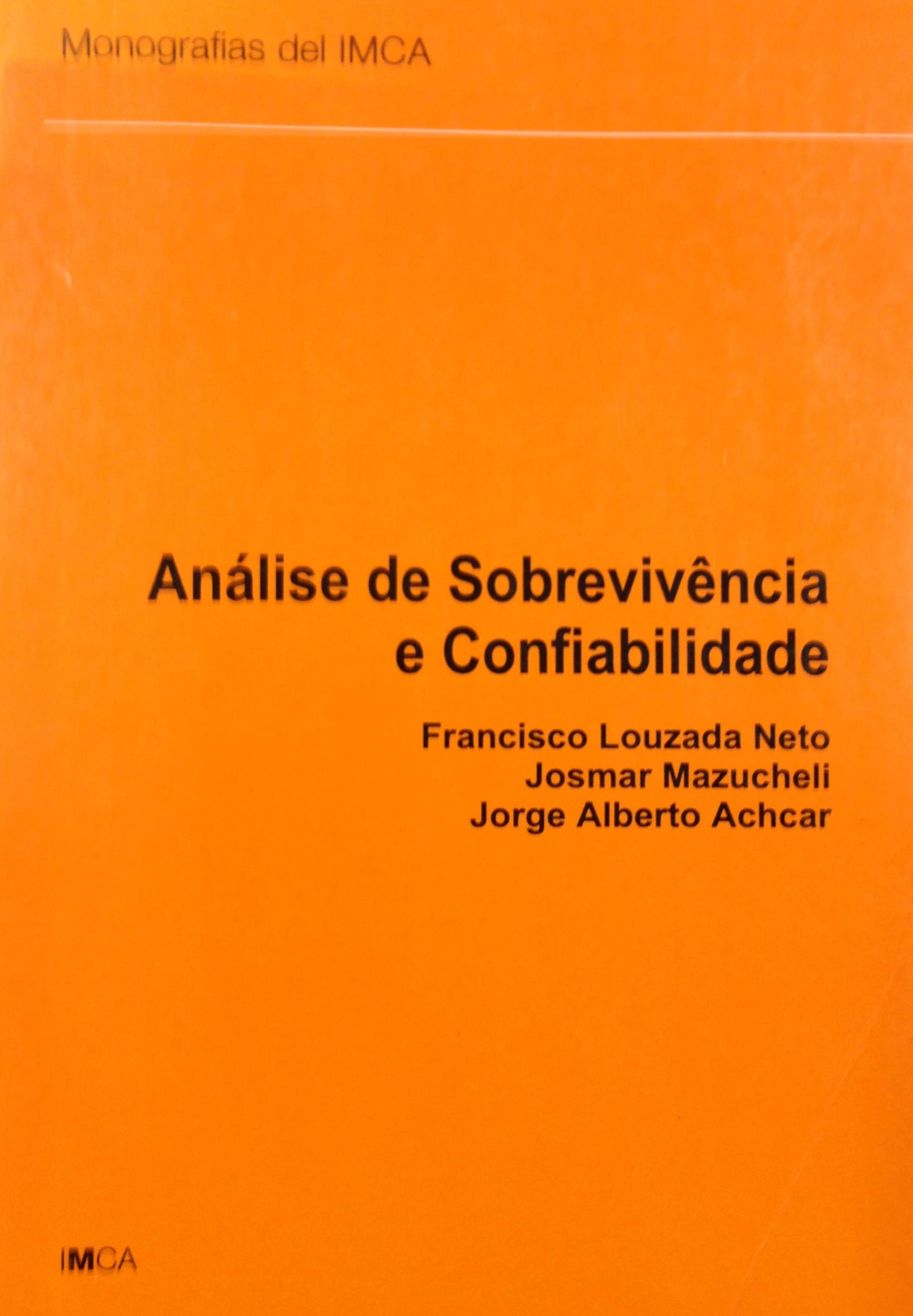 Analise de Sobrevivencia e Confiabilidade Francisco, Josmar e Jorge
