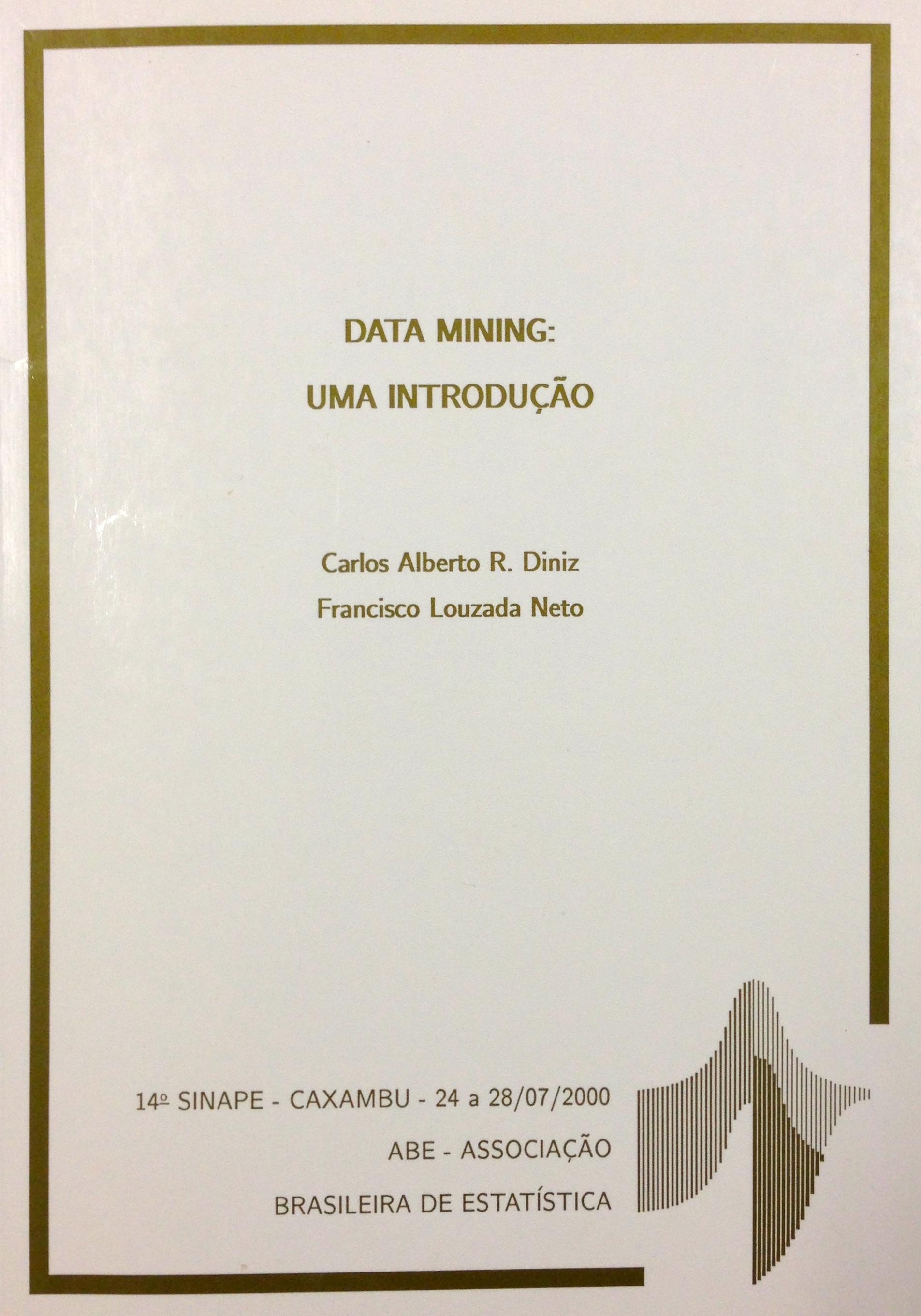 Data Mining  Uma Introducao Carlos e Francisco