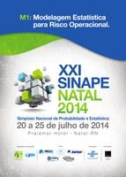 Modelagem Estatistica para Risco Operacional SINAPE2014 M1
